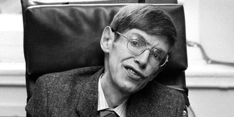 Photo of Stephen Hawking – A Legendary Physicist, Brilliant Cosmologist & Visionary Scientist.