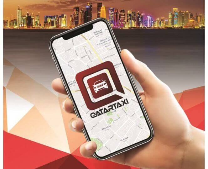Photo of New Taxi App In Town – Qatar Taxi App