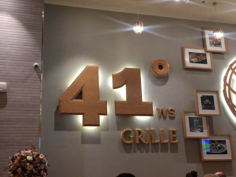 Photo of 41 Degrees WS Grill Grand Opening At Shoumoukh Towers