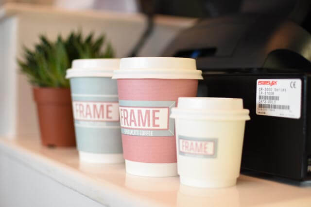 Photo of Frame Coffee – Unwind Yourself Over A Sip Of Coffee.