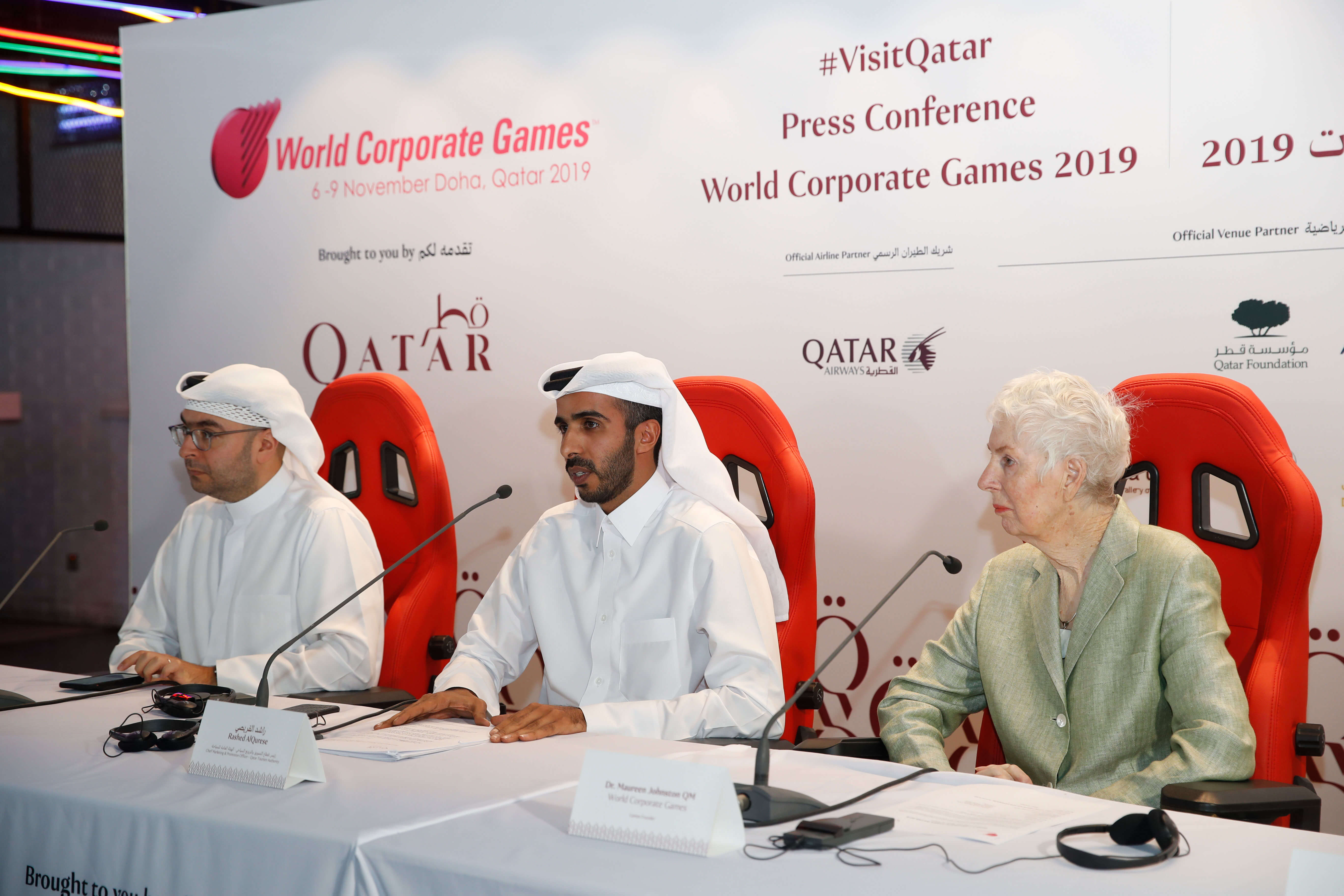 Photo of Qatar to host 23rd World Corporate Games 2019
