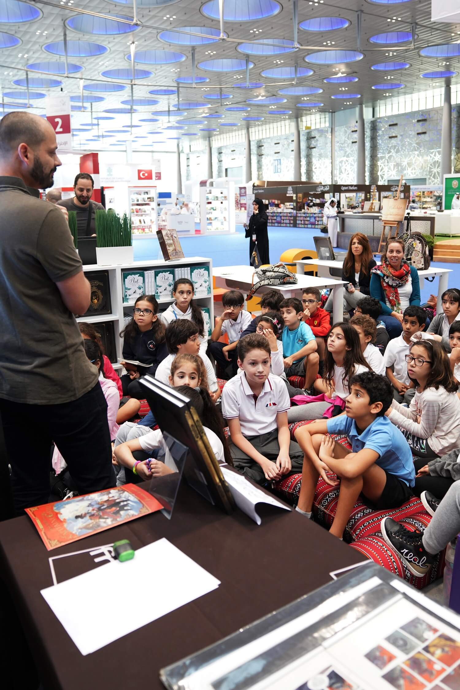 Photo of FNAC Qatar marks remarkable participation at the  29th Doha International Book Fair