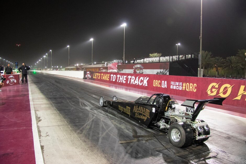Photo of Arabian Drag Racing League 2019