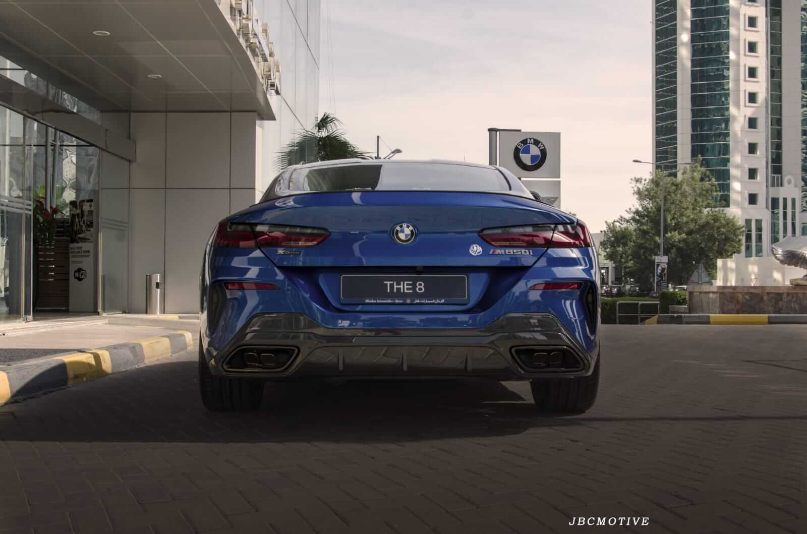 Photo of 2019 BMW 8 SERIES REVIEW WITH JBC MOTIVE