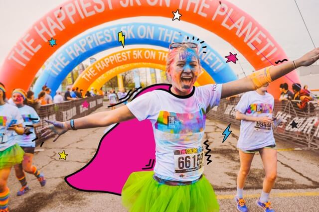 Photo of Color Run Tickets Are Nearly Sold Out!