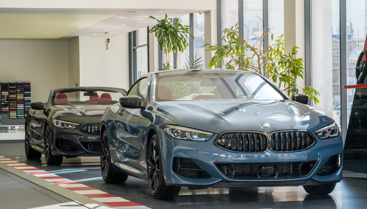Photo of Alfardan Automobiles introduces the new BMW 8 Series Convertible and BMW Z4