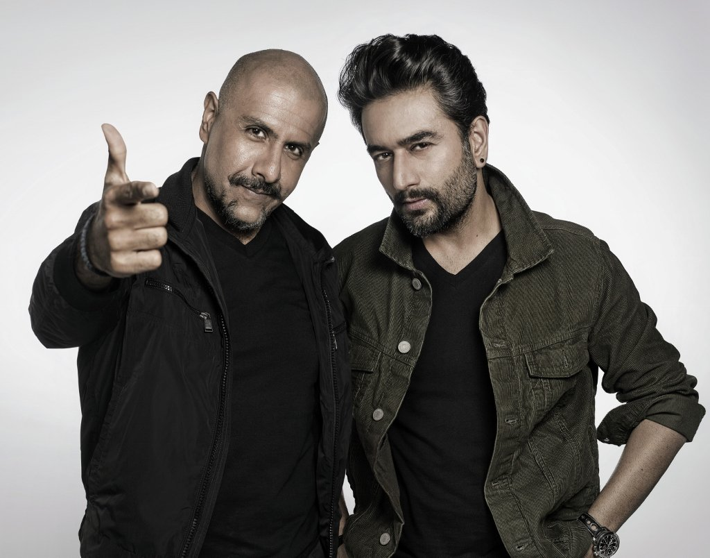 Photo of VISHAL & SHEKHAR LIVE IN DOHA FEATURING FAHAD AL KUBAISI STYLED BY MANISH MALHOTRA