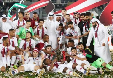 Photo of Celebrating Qatar's historic victory at the Asian Cup 2019!