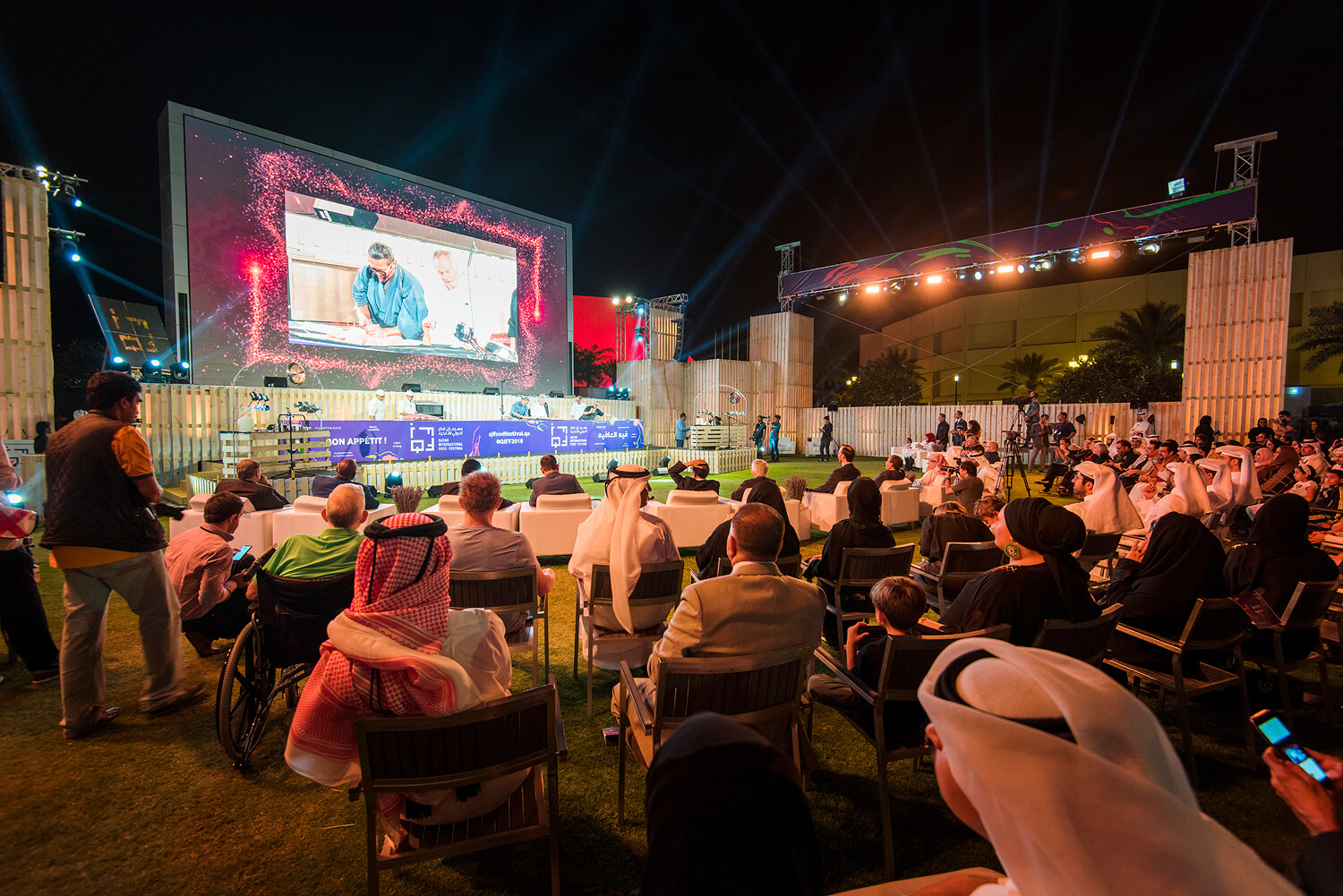 Photo of 10 reasons why you can't miss this year's Qatar International Food Festival!