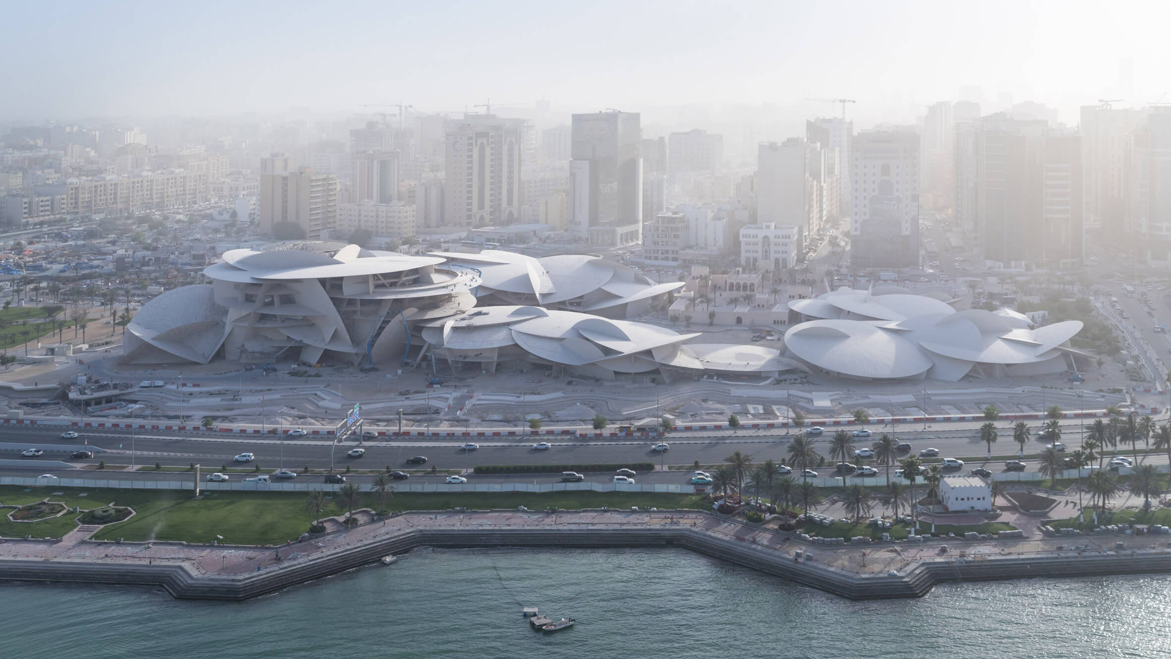 Photo of National Museum of Qatar set to open on the 28th of March