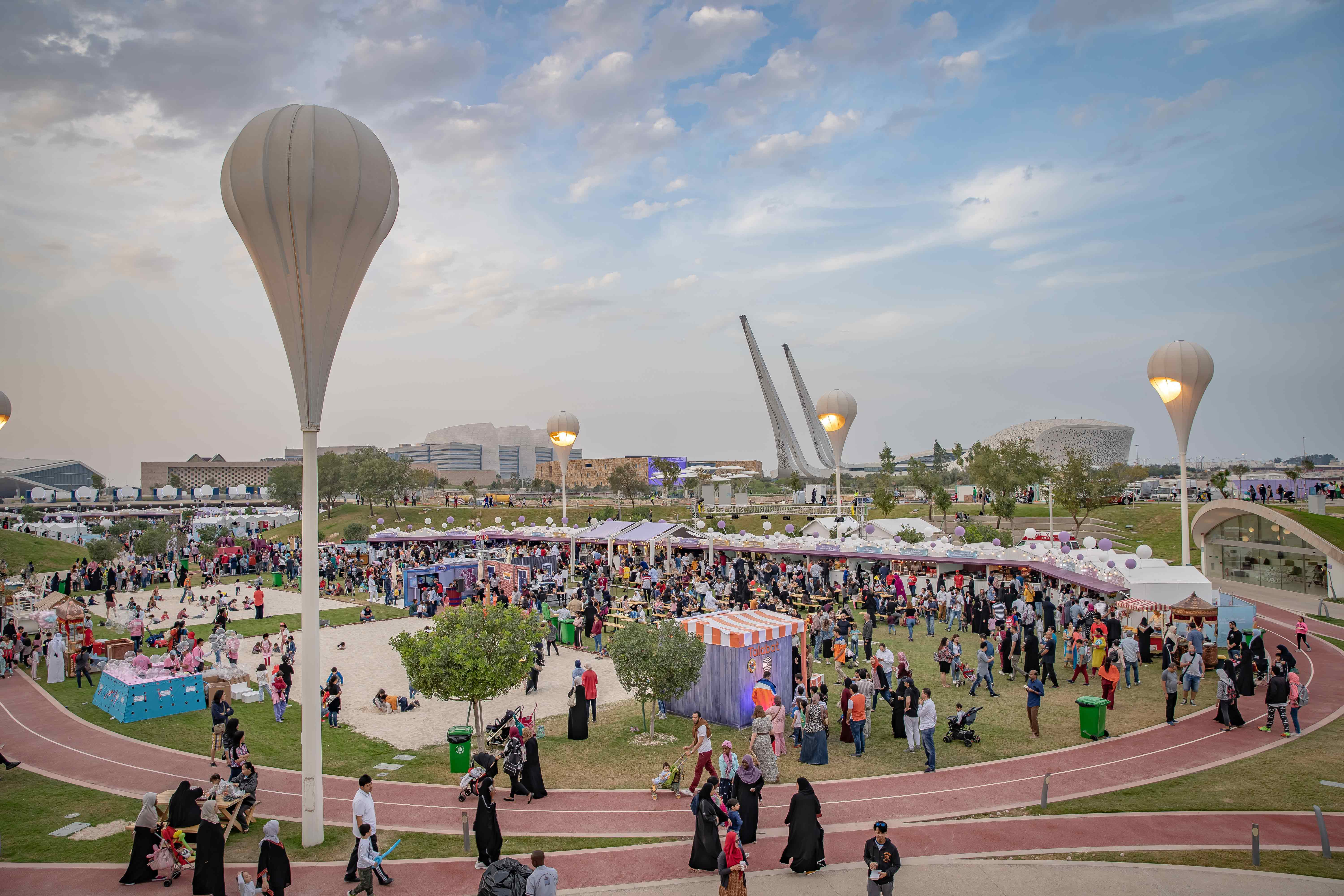 Photo of QIFF's 10th edition takes a bow after 11 days of food, fun and festivities