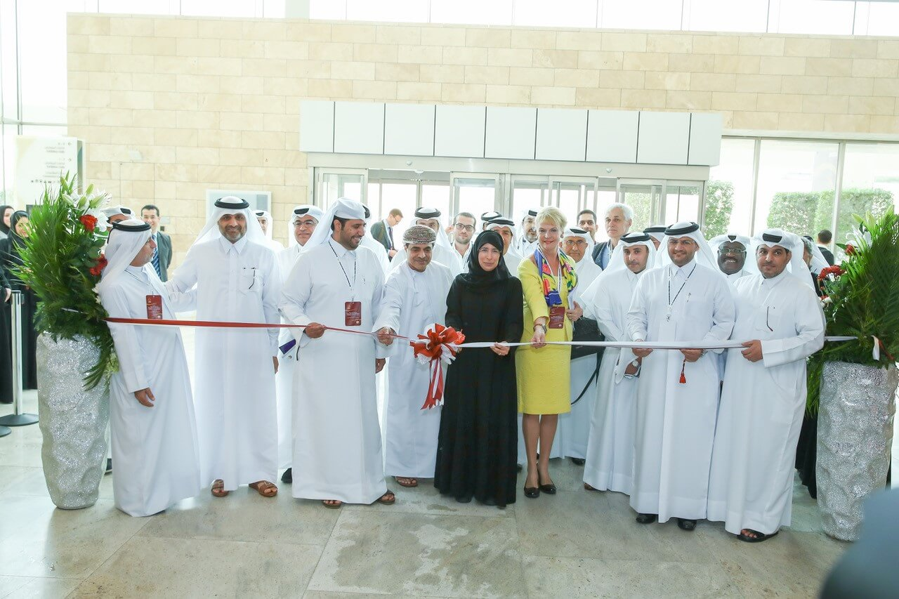 Photo of Qatar's International Medical Devices and Healthcare Exhibition Officially Opens