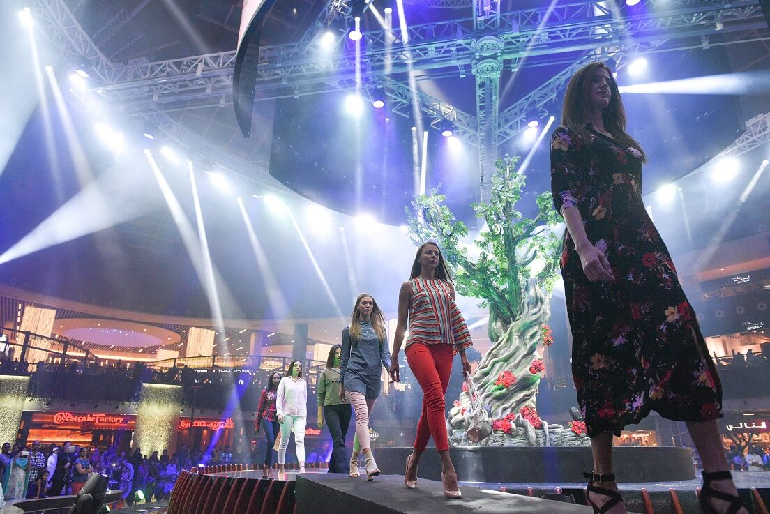 Photo of Summer Up! as Mall of Qatar showcase new season collections from top brands