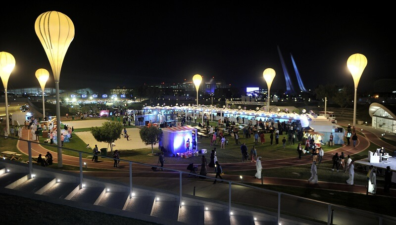 Photo of QIFF's 10th anniversary edition opens at Education City with world's top chefs