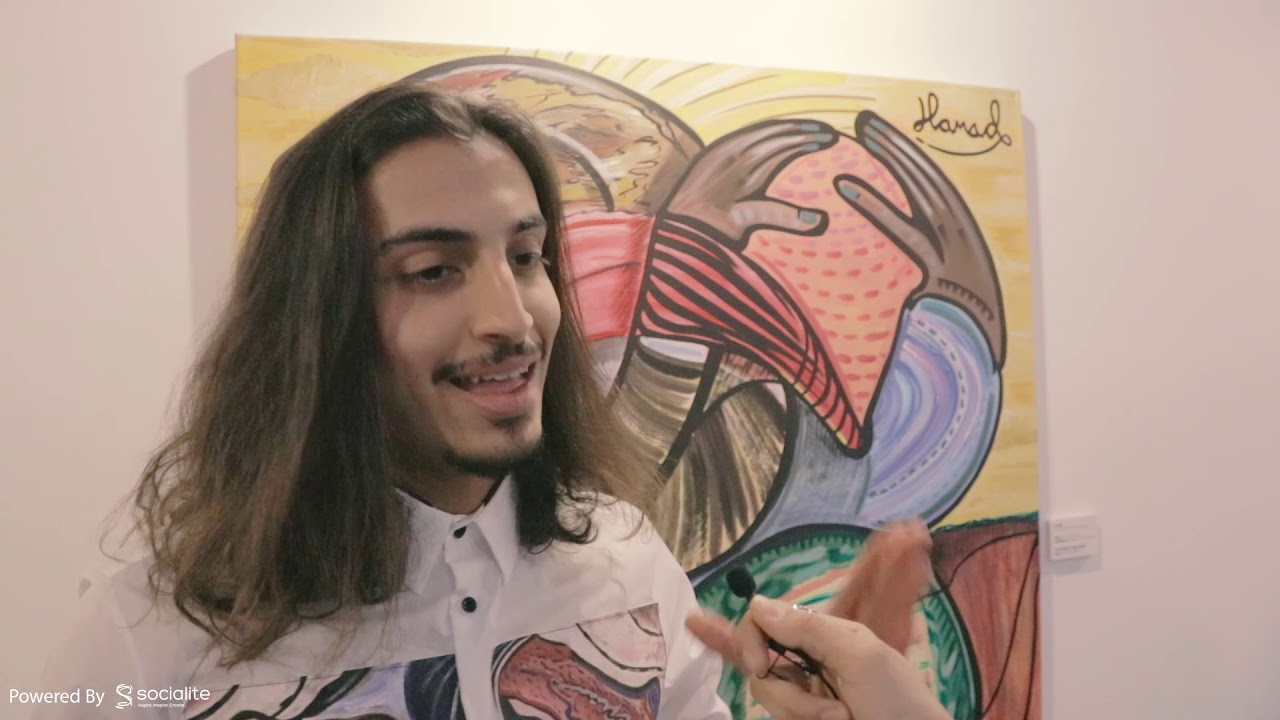 Photo of This Is Qatar Presents: Hamad Al-Humaidhan aka 'Young Picasso'