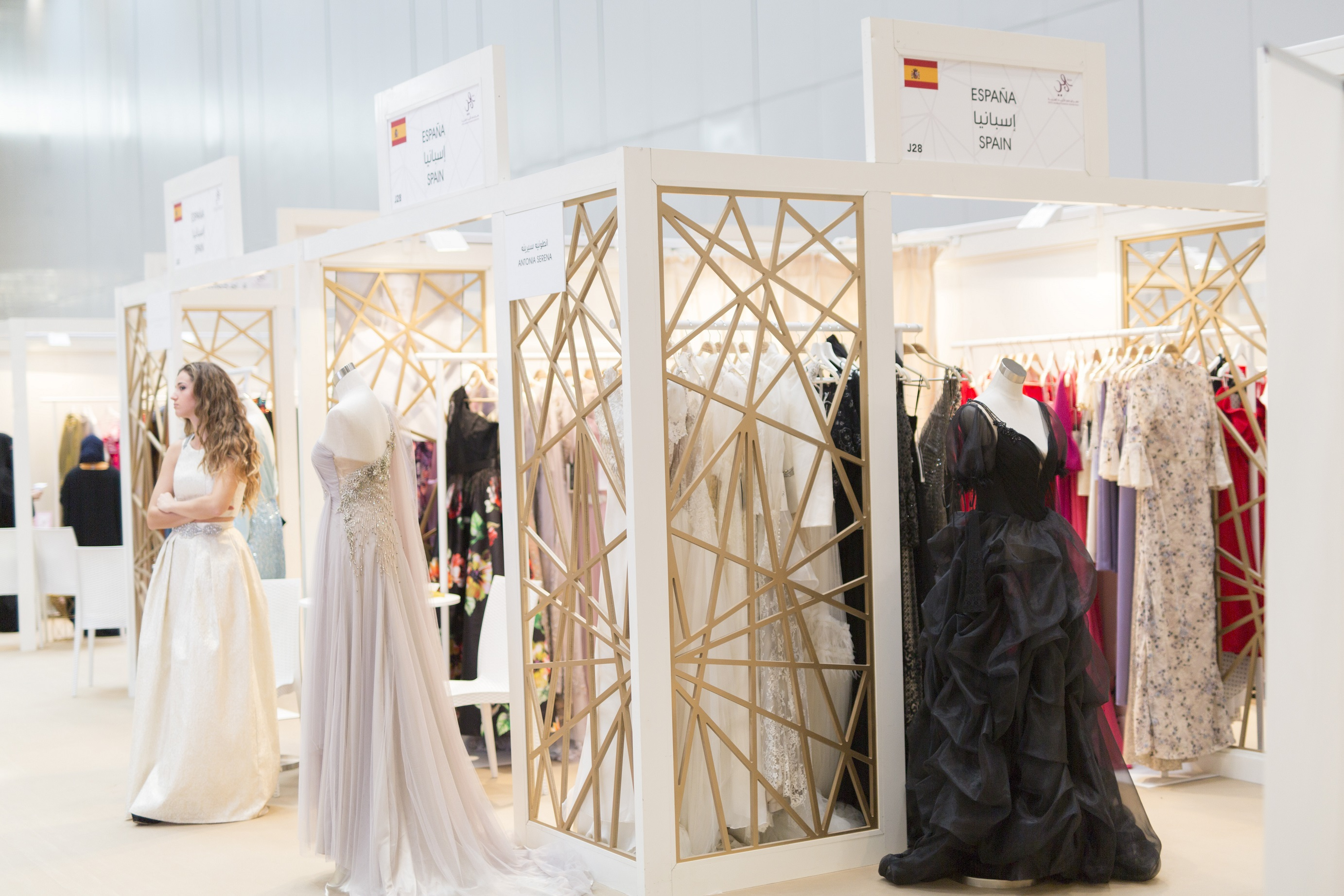 Photo of The 15th Edition of Heya Arabian Fashion Exhibition