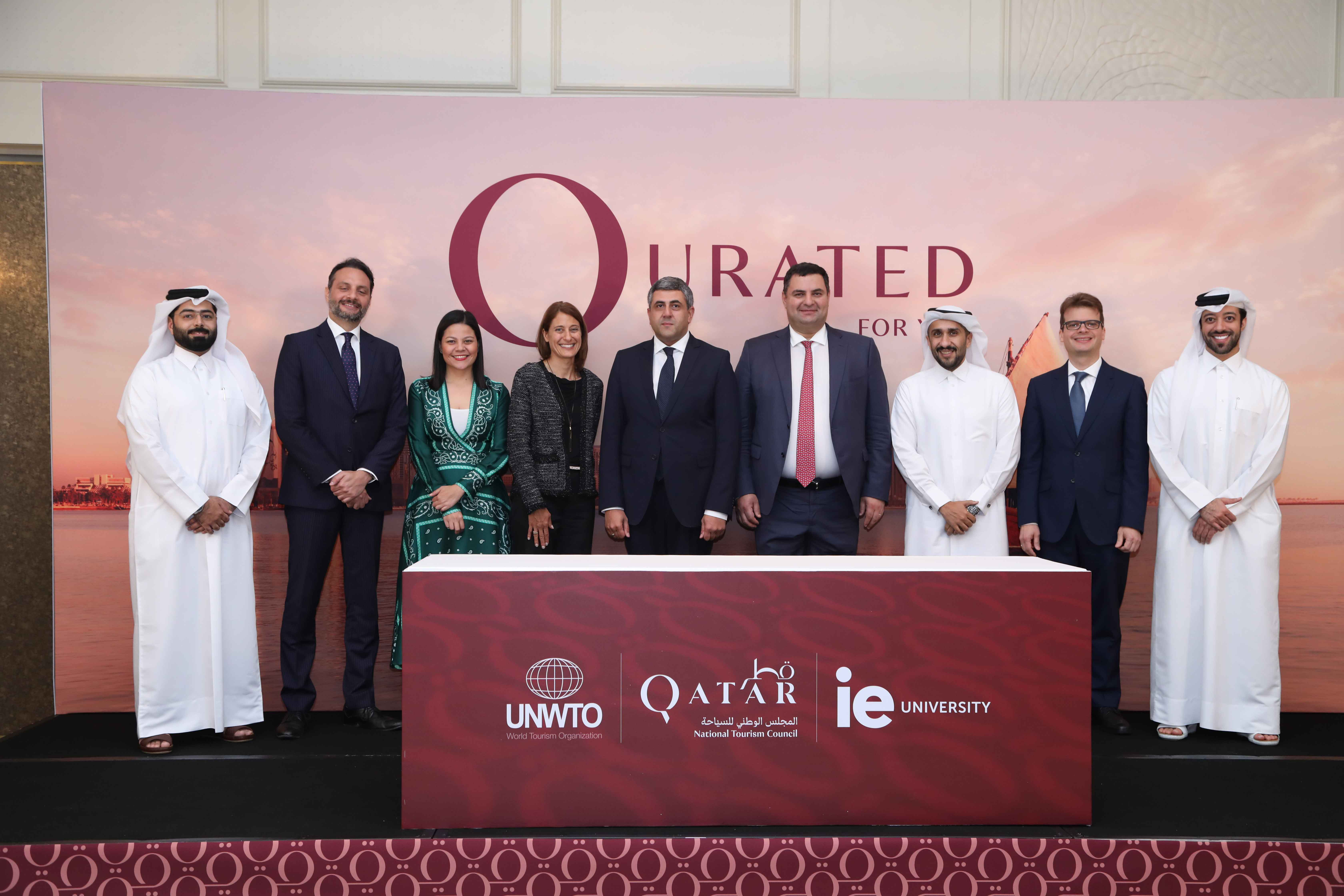 Photo of QNTC becomes founding sponsor of first online tourism academy following signing in Doha