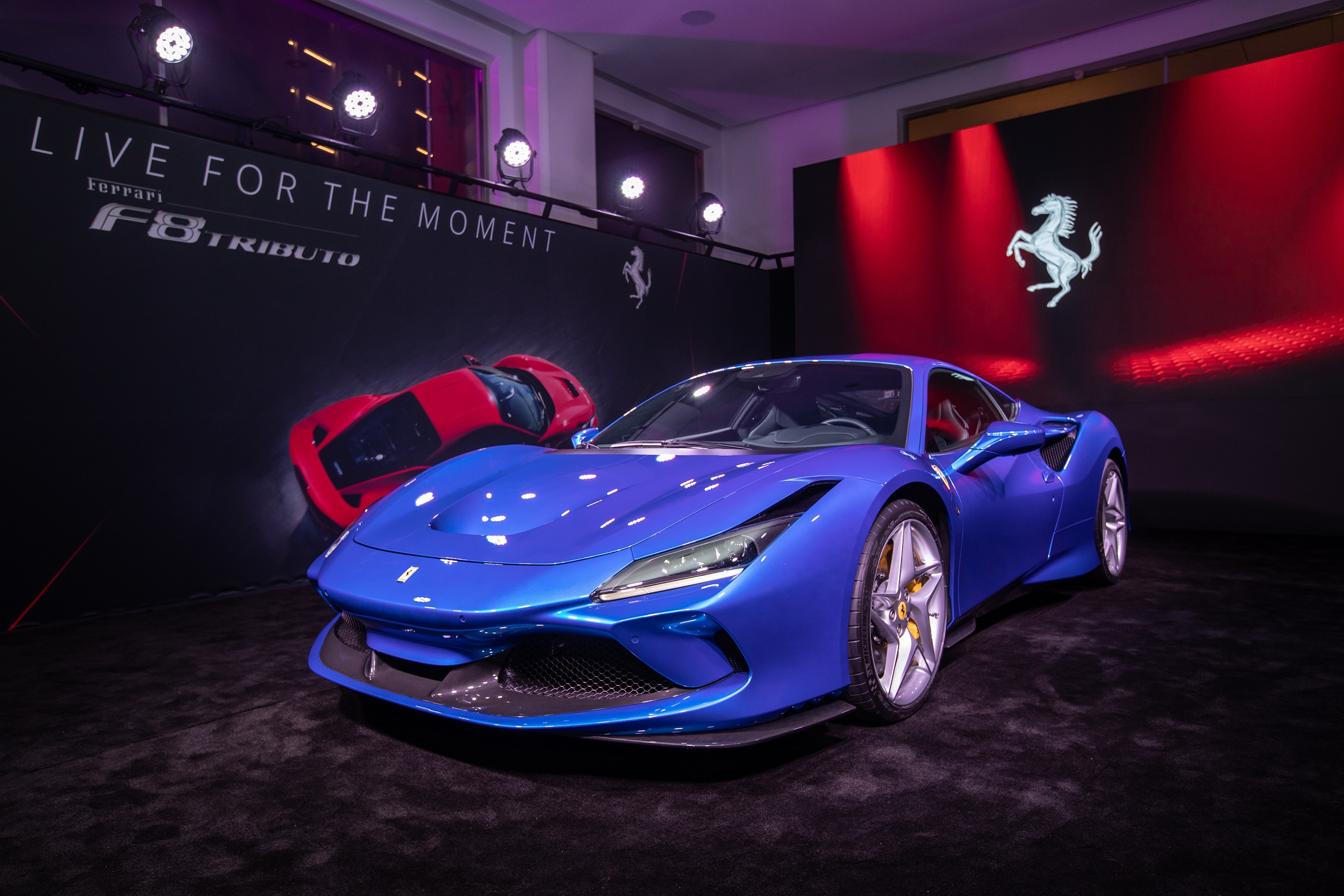 Photo of The New Ferrari F8 Tributo – The Most Powerful V8 Ferrari