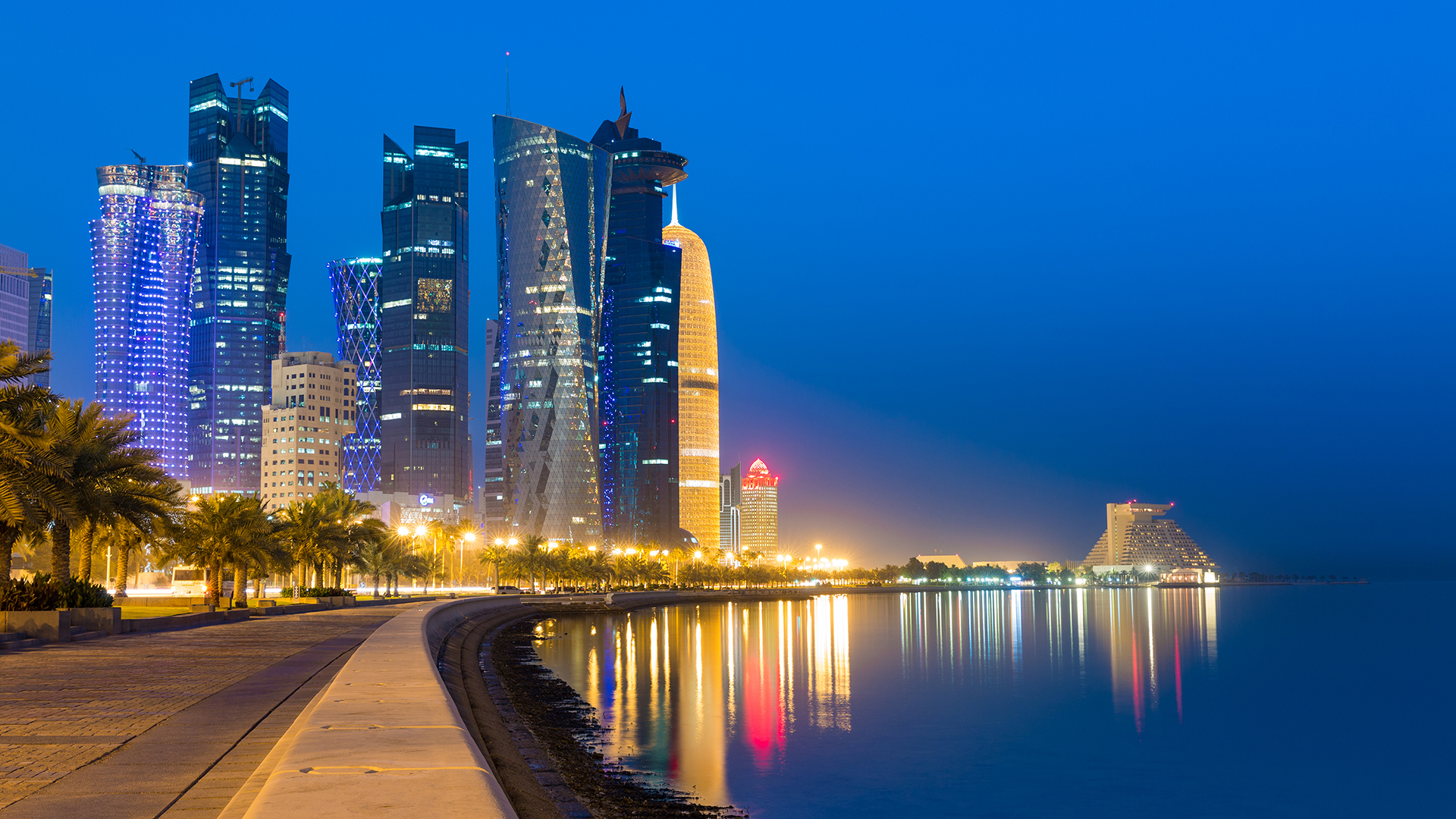 Photo of A walk on the beach is good for the soul – Doha Corniche