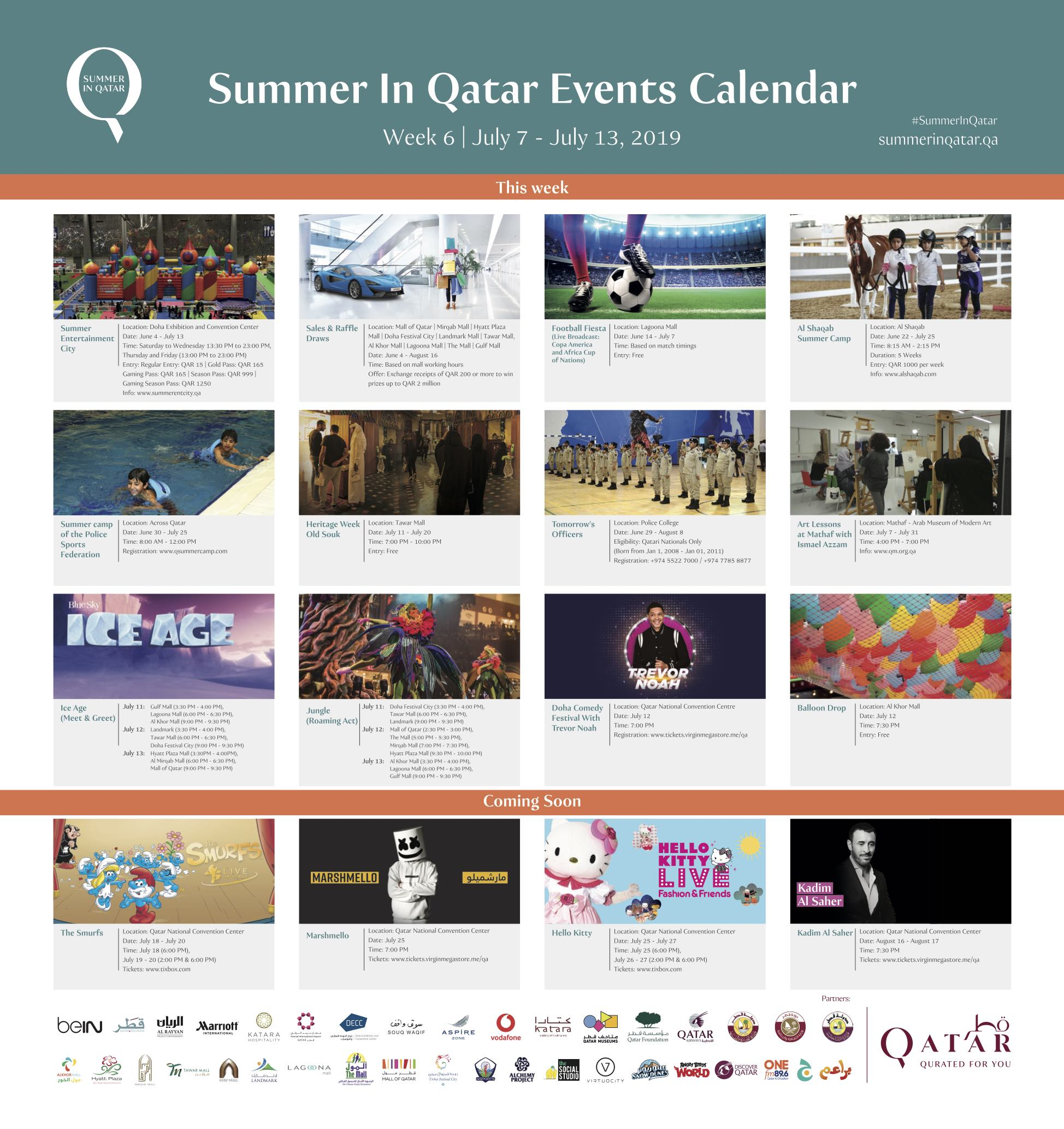 Summer In Qatar