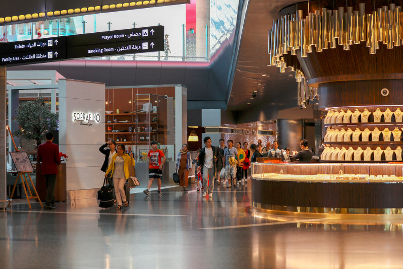 Photo of Hamad International Airport Awarded as 2nd Best Airport by Travel + Leisure