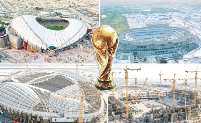 Know More About The Emblem Of FIFA World Cup