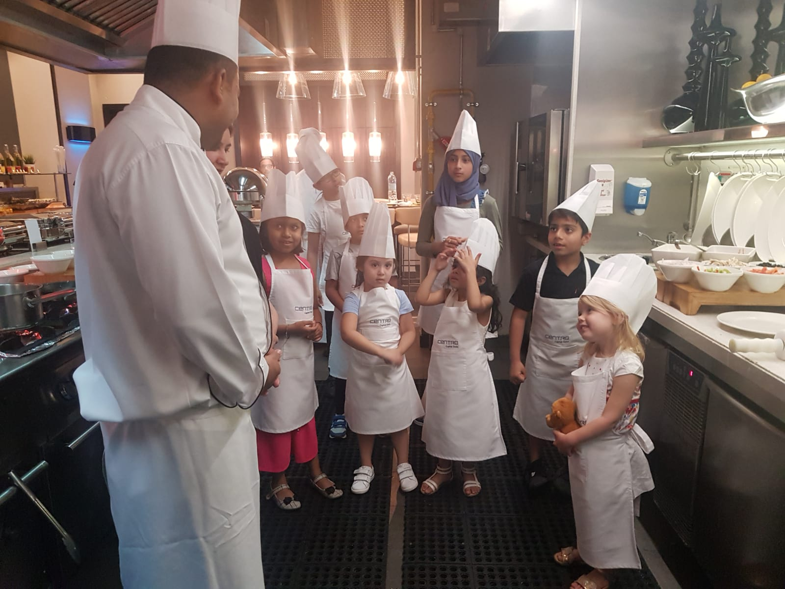 Photo of Centro Capital Doha Launches Kids' Pizza Cooking Class
