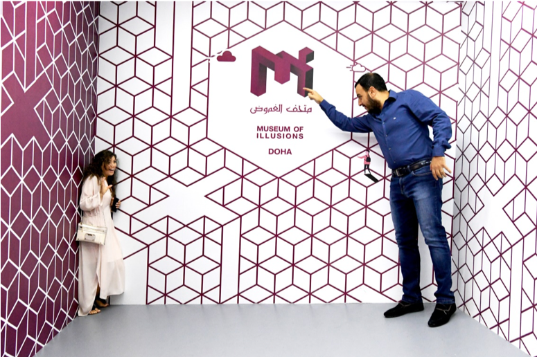Photo of Museum of Illusions opens in Doha, Qatar