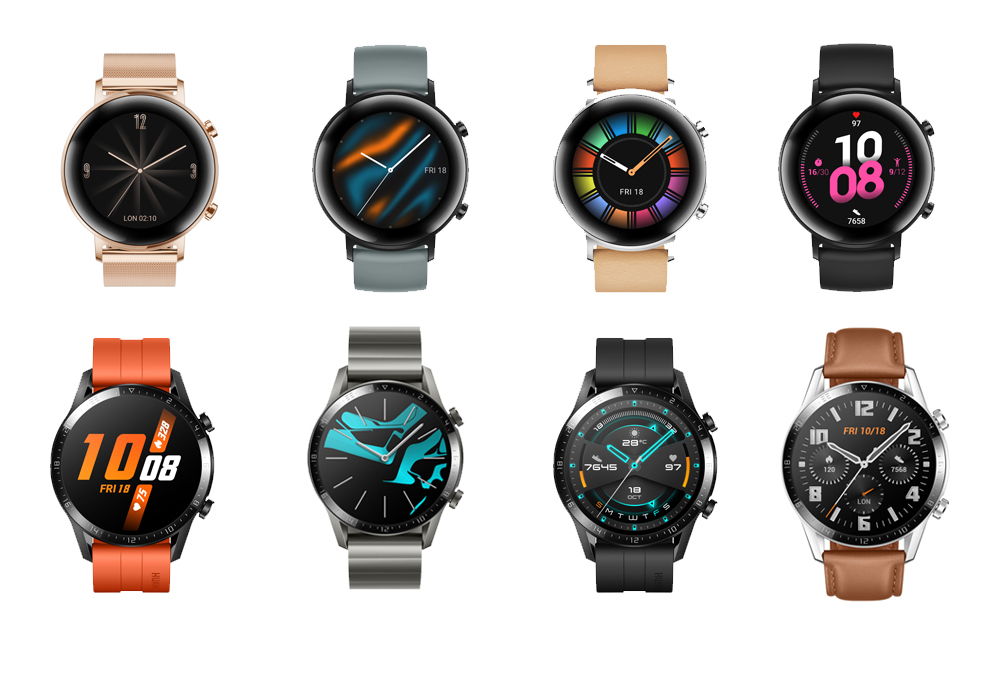 Photo of Huawei Launches Pre-Orders For The Watch GT2