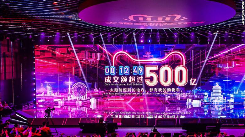 Photo of Alibaba Breaks Record With $38 Billion On Singles Day Sale