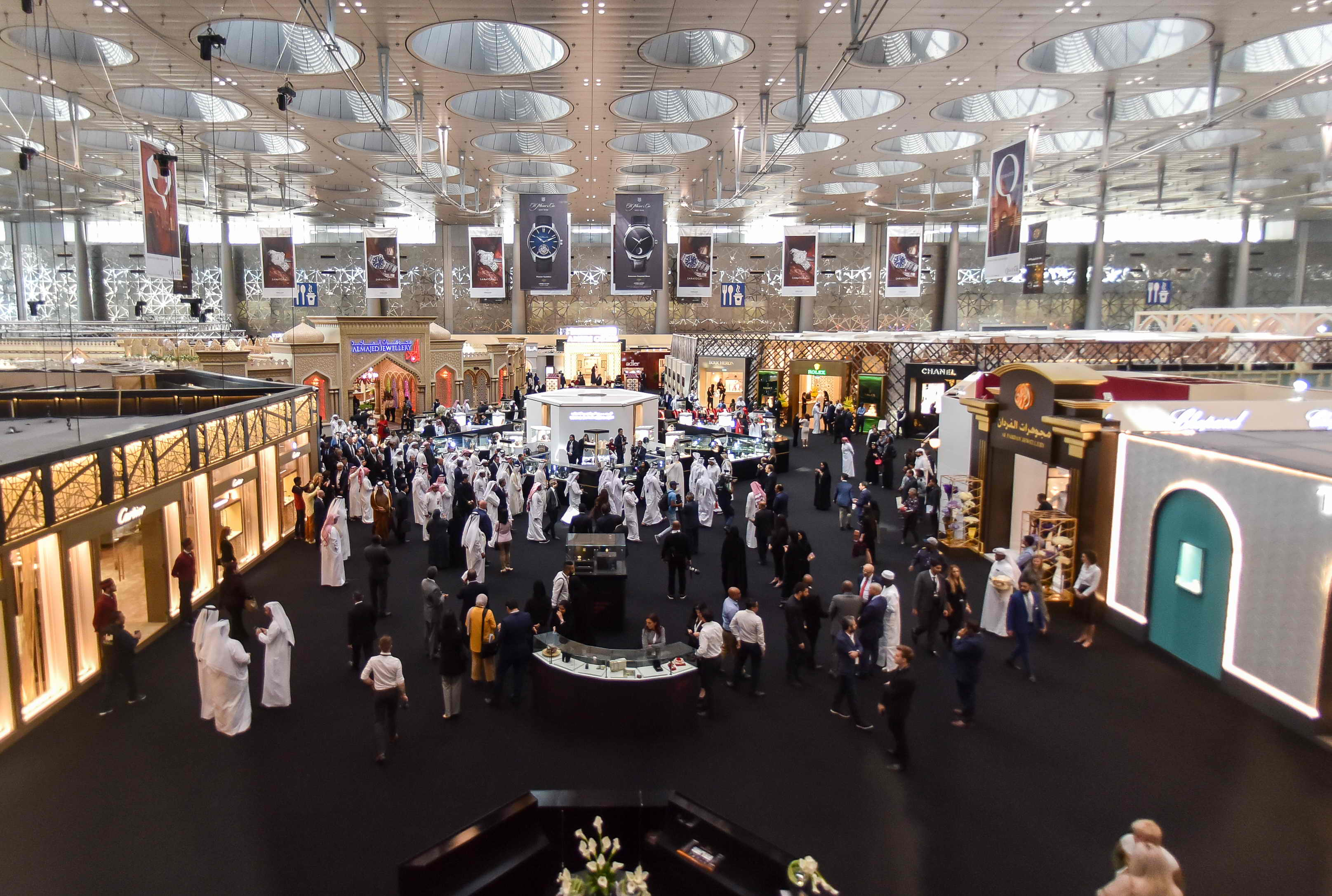 Photo of Doha Jewellery and Watches Exhibition 2020 Dates Announced