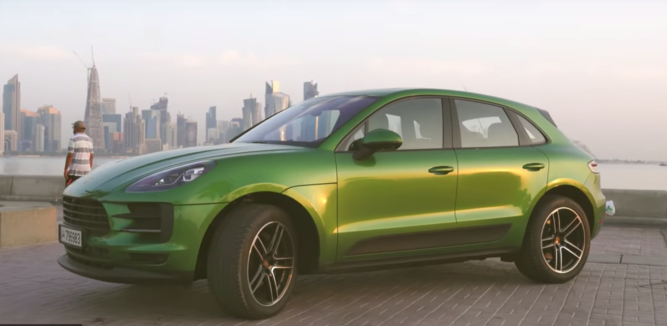 Photo of Gear Up With TIQ – The New Porsche Macan