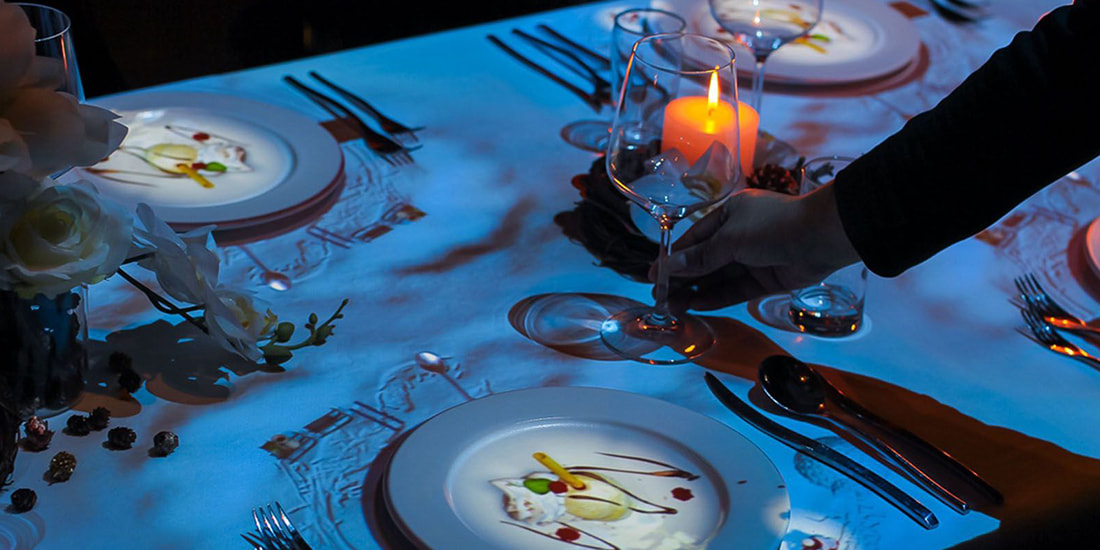Photo of An interactive dining experience with Le Petit Chef at STK Doha
