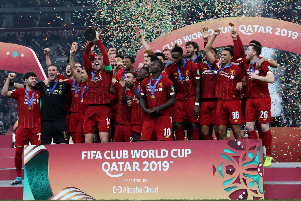 Photo of Liverpool crowned FIFA Club World Cup Champion