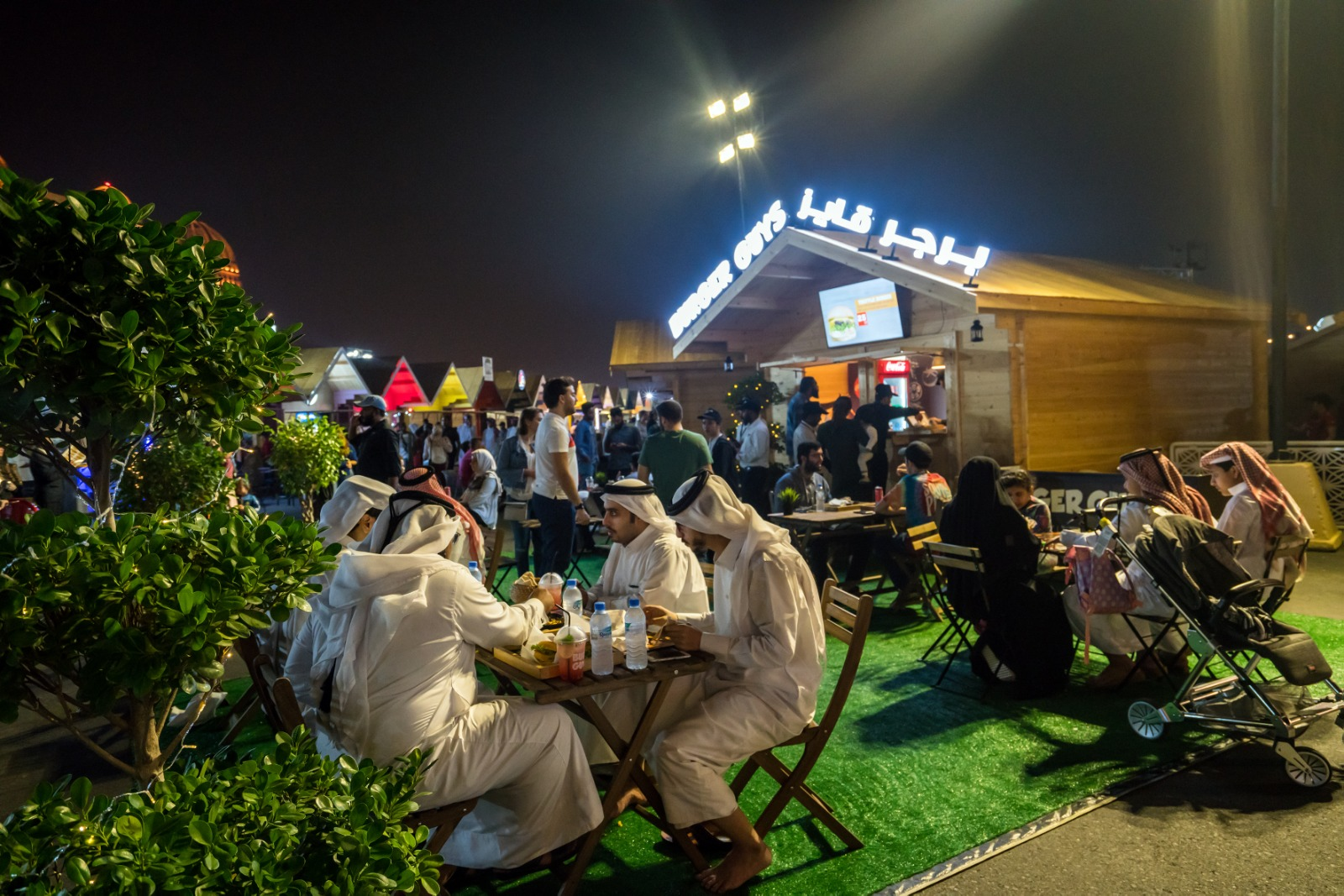 Photo of The Greatest Burger Festival Returns for the 3rd Edition in Qatar!