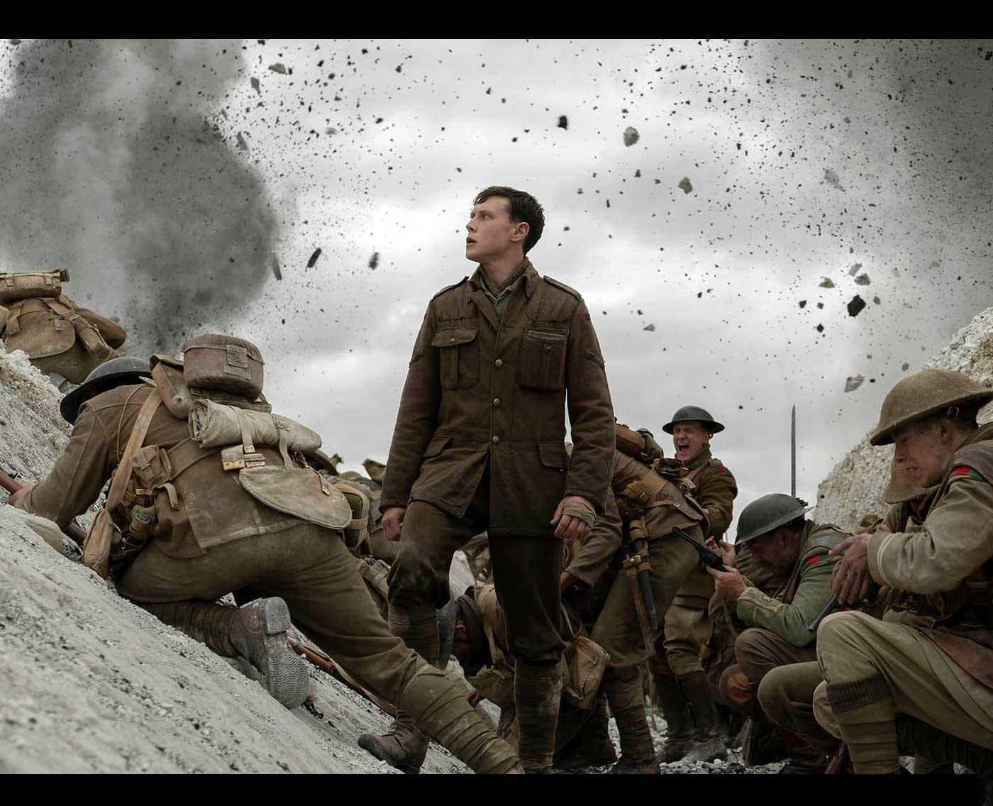 Photo of War Thriller '1917' Bags Top PGA Award Ahead of Oscars