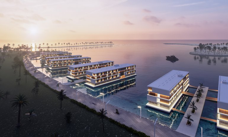 Photo of Floating Hotels to Accommodate Qatar World Cup 2022 Fans