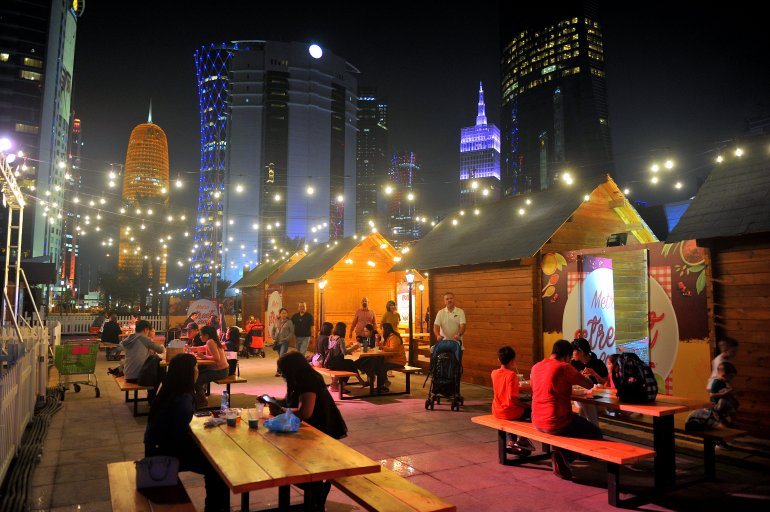 Photo of Metro Street Food In The Heart Of The West Bay