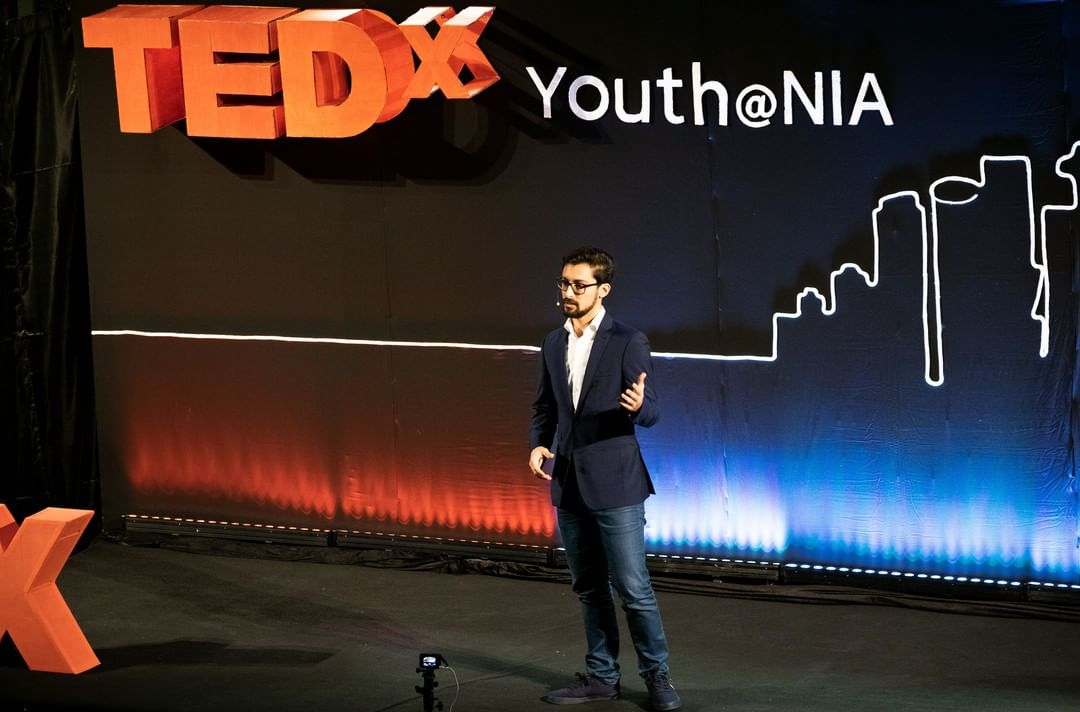 Photo of Age Doesn't Matter | Mohannad Bitar | TEDxYouth@NIA