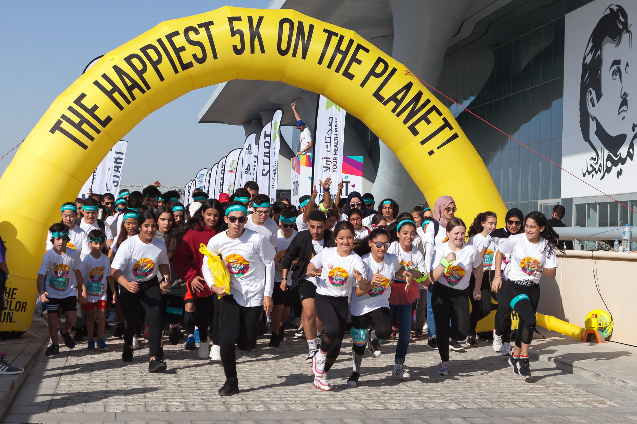 Photo of 'The Happiest 5K Run' Successfully Completes its 6th Edition
