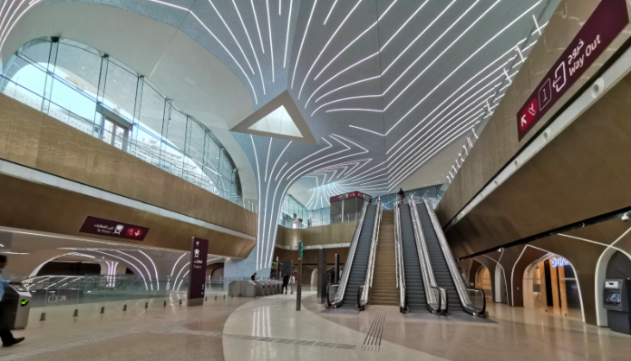 Photo of Msheireb Station Received Green Building Certifications