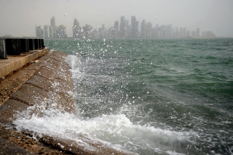 Photo of Qatar's Weather To Expect Strong Wind And High Tide