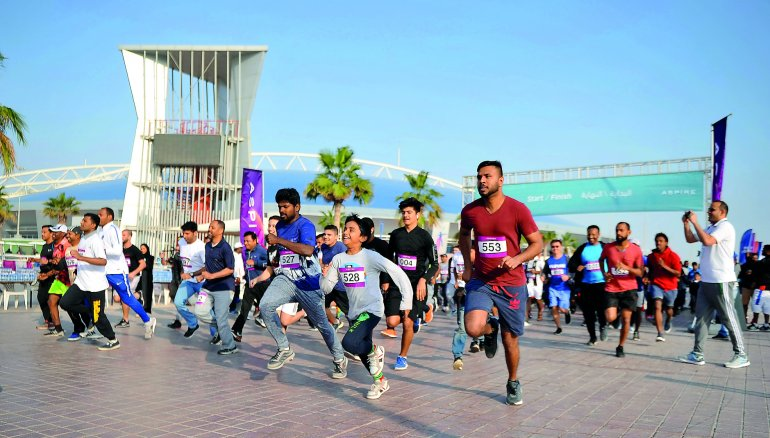 Photo of Qatar is All Set For National Sports Day 2020