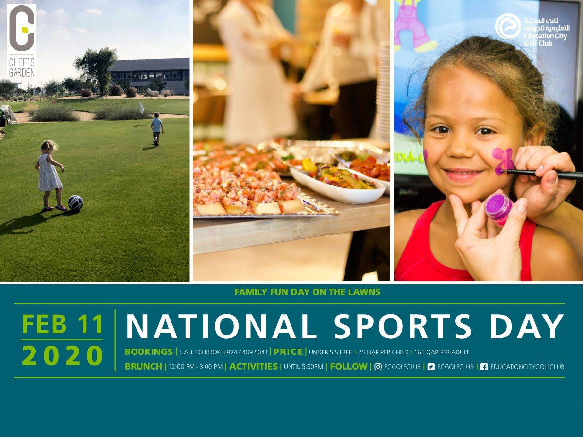 Photo of Sports Day at Education City Golf Club