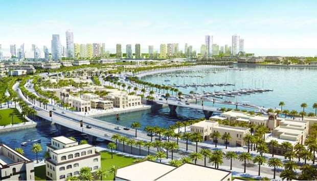 Photo of Lusail City Completes 95% Infrastructure