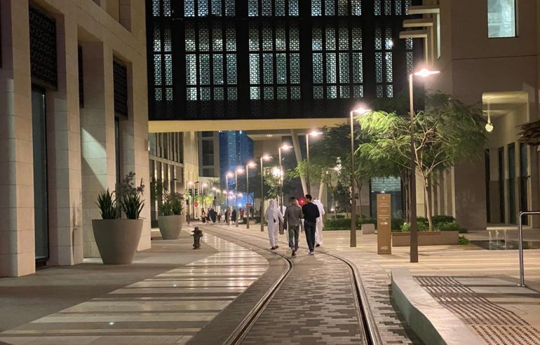 Photo of Final Phase of Msheireb Downtown Doha to be Completed This Year