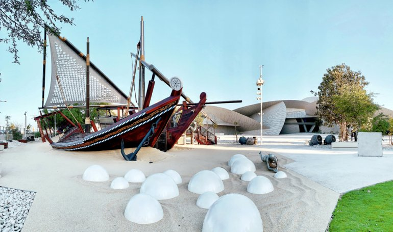 Photo of National Museum of Qatar Wins LCD Berlin Awards