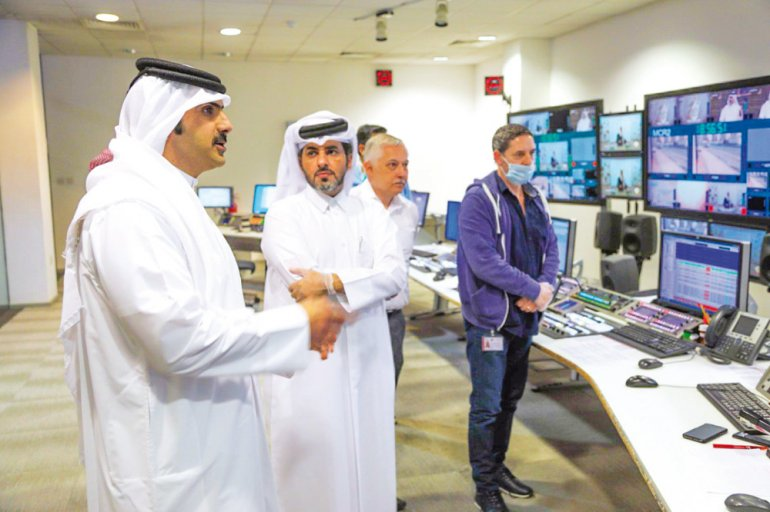 Photo of Qatar Media Corporation Launches 2 TV Channels For Students
