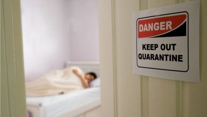 home quarantine
