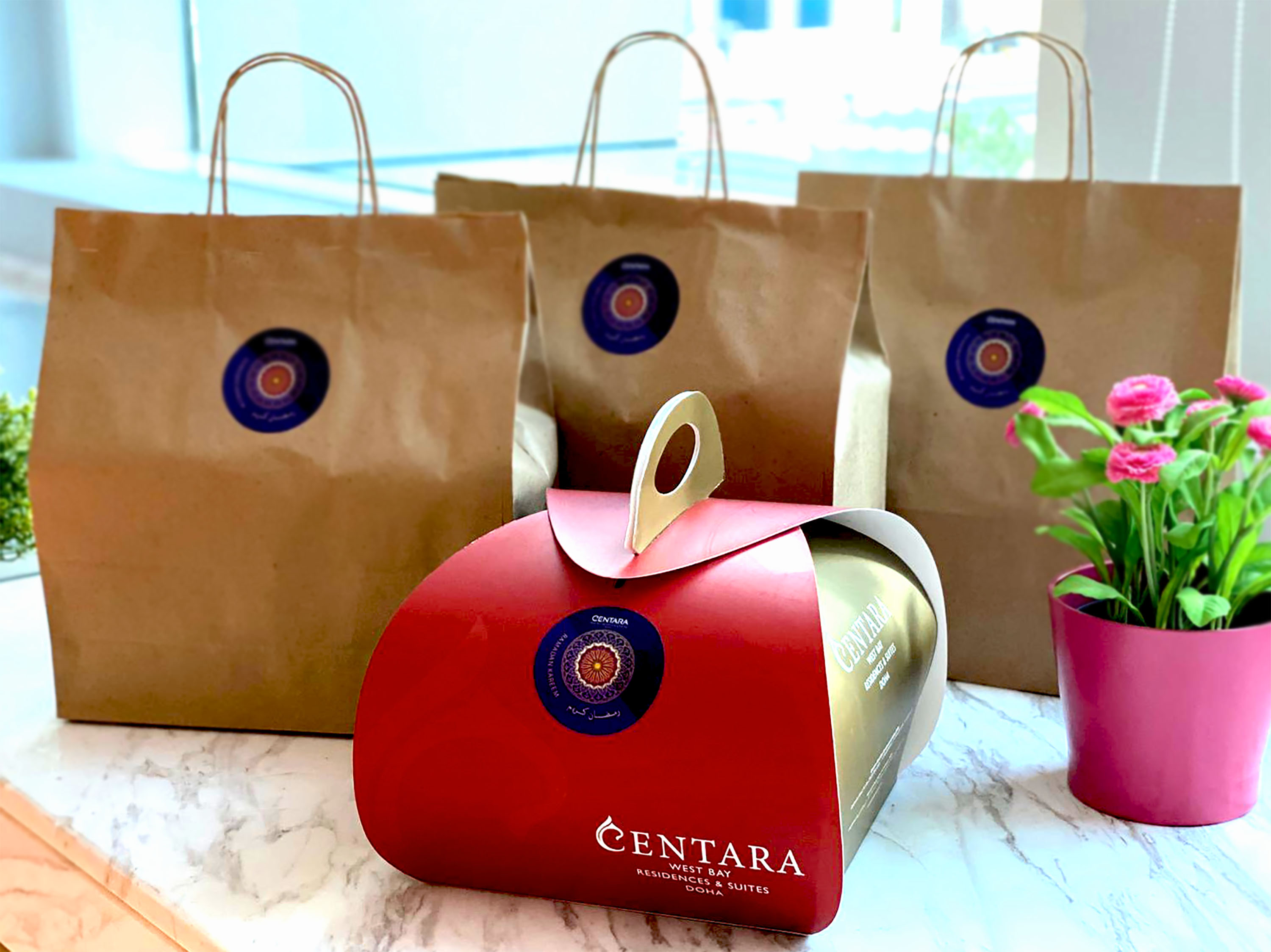 Photo of Centara West Bay Residences & Suites Doha: Souhour & Iftar Boxes Safely Delivered At Your Doorstep